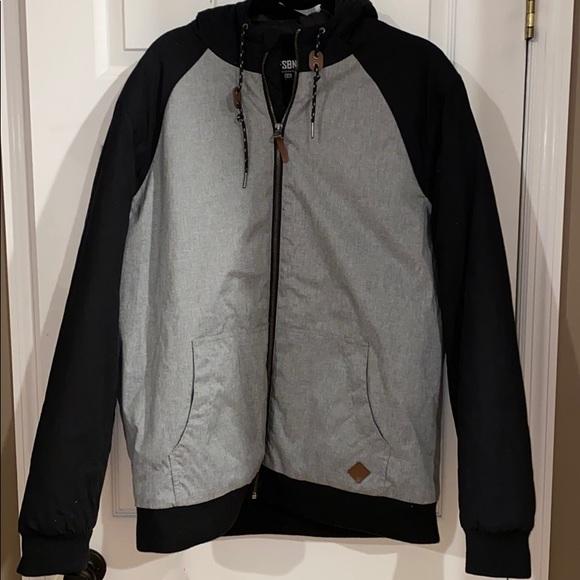 FSBN New Yorker jacket